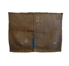 A Very Unusual Boro Cloth: Old Flour Sack