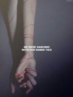 Dancing With Our Hands Tied. Taylor Swift.