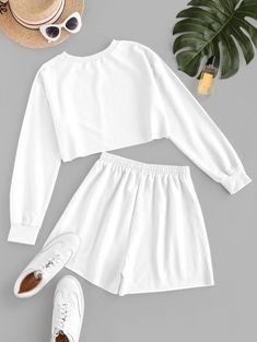 Preteen Fashion, Girls Fashion Clothes, Teen Fashion Outfits, Look Fashion, Clothes For Women, Cute Travel Outfits, Cute Lazy Outfits, Teenage Girl Outfits, Casual Outfits
