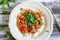 Fall Crockpot Recipe--Chicken Tikka Masala