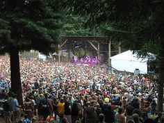String Cheese Incident @ Horning's Hideout, Oregon