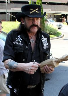 Lemmy Kilmister Lemmy Kilmister Leaves His Boston Hotel