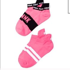 Victoria's Secret ankle socks new 2 pair Brand new 2 pairs Victoria's Secret Accessories Hosiery & Socks