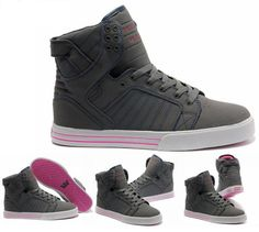Womens Supra Skytop Pink Party For Sale