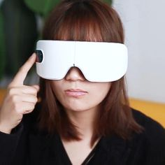 Why do you need this Eye Massager tool? Your eyes are of utmost value. They need relaxation techniques after going through the glaring electronic devices every day. This foldable and easy-to-carry eye massager tool helps to give a soothing relaxation to your eyes and skin. Click to know all the features of this stunning 4D Eye Massager Tool! #eyemassagertool #relaxationtechniques #massagetherapy #massagetips Massage Tools, Massage Therapy, Relaxation Exercises, Trigger Point Therapy, Sinus Pressure, How To Relieve Headaches, Relaxation Techniques, Puffy Eyes, Massage