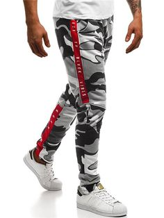 Spirio Mens Flat-Front Slim Hip Hop Mid Waisted Ripped Destroyed Pleated Jeans Denim Pants