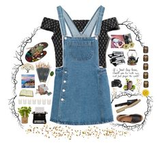 """""""You're art."""" by imarunightingale ❤ liked on Polyvore featuring art"""
