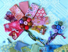 """SHOP anna maria.  Beautiful bold fabrics.  I did  find the website difficult to navigate.  Keep checking,  there are a lot more fabrics than the """"Fabric Stacks"""" show."""