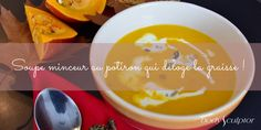 Une soupe minceur vous tente ? ► Découvrez-là ICI ! ▼