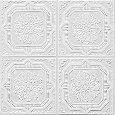 Wellington Is A Paintable Ceilings By Armstrong One Of The Most Por X Ceiling Tiles Ever Offered Tin Look Decorative Tile Can Bring