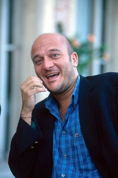Claudio Bisio nel 1991