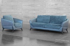 Conceptualized by the world's best designers from Italy, the chic sofa set crafted from high grain leather is the perfect anchor to your luxury seating desires.