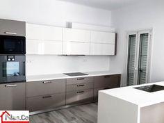 ανακαίνιση κουζίνας, ντουλάπια , πατώματα