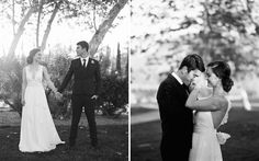 Smitten by this handsome couple [via Green Wedding Shoes]