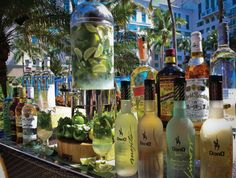mojito bar wedding | Mojito Bar « David Tutera Wedding Blog • It's a Bride's Life ...