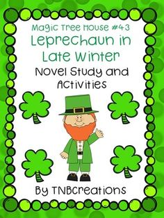 leprechaun in late winter pdf