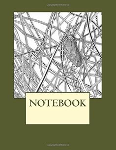 """Notebook: Mayfly, Rydal Water, Lake District. Plain (8.5""""... https://www.amazon.co.uk/dp/1548403393/ref=cm_sw_r_pi_dp_x_bjNyzbD65HP2P"""