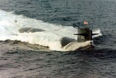 USS Gato which collided with the Soviet submarine K-19 in 1969;
