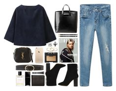 """""""HIgh EnD"""" by breilachristou ❤ liked on Polyvore featuring J APOSTROPHE, Isabel Marant, Yves Saint Laurent, B-Low the Belt, Stitch & Hide, NARS Cosmetics, Maria Black, Maison Margiela, Helmut Lang and Free People"""