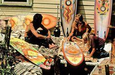 Jeff Divine: 1970s Surfers