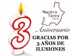 3er Aniversario