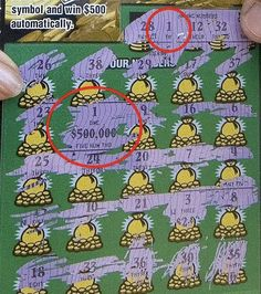 Win Lottery: Lottery Dominator - Winning lottery ticket! - I could not believe I was being called a liar on live TV right after hitting my 7th lottery jackpot! How to Win the Lottery
