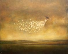 Duy Huynh -- Paintings- freedom