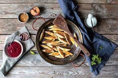 glutenfreie und vegane Schupfnudeln   Freiknuspern