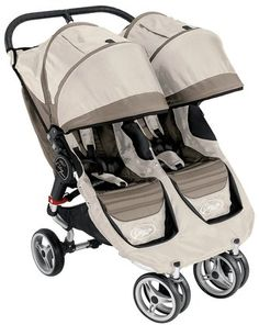 City mini double stroller pram the best pram ever for twins.