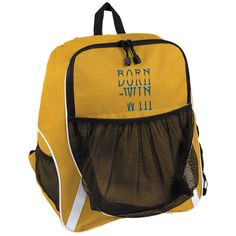 BORN TO WIN! Team 365 Equipment Bag