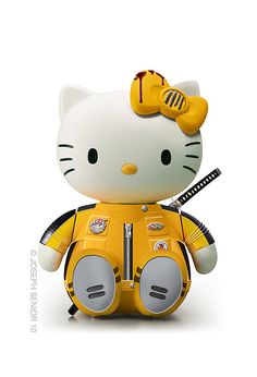 Hello Kitty: Kill Bill.
