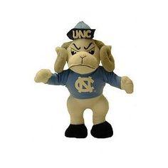 "North Carolina Tarheels 10"" Plush Team Mascot Stuffed Animal NCAA College Athletics Fan Shop Sports Team Merchandise have one and i love it"