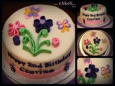 Mocha Cake!