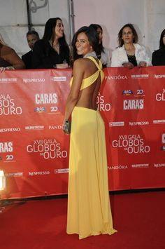 Cláudia Vieira - 17ª Gala dos Globos de Ouro
