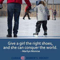 ........or skates!!!  From CARHA