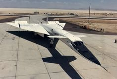 USAF XB-70 Valkyrie on the ramp