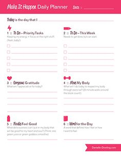 Rock your day FREE printable