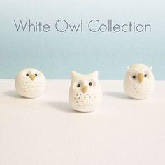 White clay owl