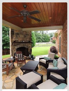 Outdoor living idea! Love it!!