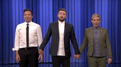 It ended up earning her the crown.   Justin Timberlake Judged Ellen Degeneres And Jimmy Fallon In A Lip Sync Battle For The Ages