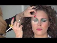 "1970s Make Up  Tutorial Part 2  -  American Hustle inspired ""Disco"" Make..."
