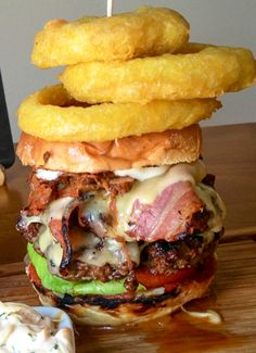 Build-your-own Burger every Tuesday Night at OSBK!
