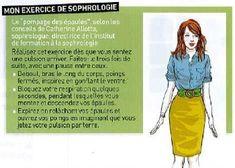 La sophrologie pour contrôler ses pulsions alimentaires - Deux exercices sont décrits par Catherine Aliotta dans un dossier publié par Santé Magazine...