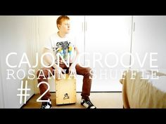 Ross Cajon Lessons | Ample Cajon Drum  The Rosanna Shuffle Lesson #2 After checking out other peoples' videos playing the Rosanna groove on cajon I wanted to make another tutorial. This version makes use of that finger alternation technique that I just love. I'll take you through it step by step and you'll have some fun new stuff to play on cajon! http://www.amplecajondrum.com/free-cajon-drum-lesson/ross-cajon-lessons/