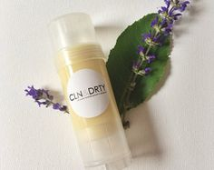 Lavender & Bergamot Natural Deoderant 100% Real Organic    Have you heard all the buzz about CLN&DRTY Natural Skincare? They create handcrafted, natural, and most importantly, effective skincare that will leave you feeling like an absolute goddess!     Save $10 off your $50 purchase with code PINTEREST10 @ CLNandDRTY.com and CLNandDRTY.etsy.com