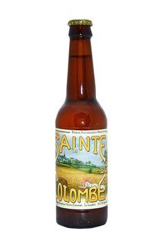 la bière brassé à sainte colombe