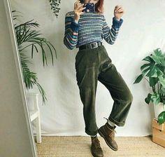 Clothes Vintage Outfits Retro Shoes 63 New Ideas Fashion Moda, 90s Fashion, Korean Fashion, Fashion Outfits, Paris Fashion, Fashion Weeks, Vintage Outfits, Retro Outfits, Vintage Fashion