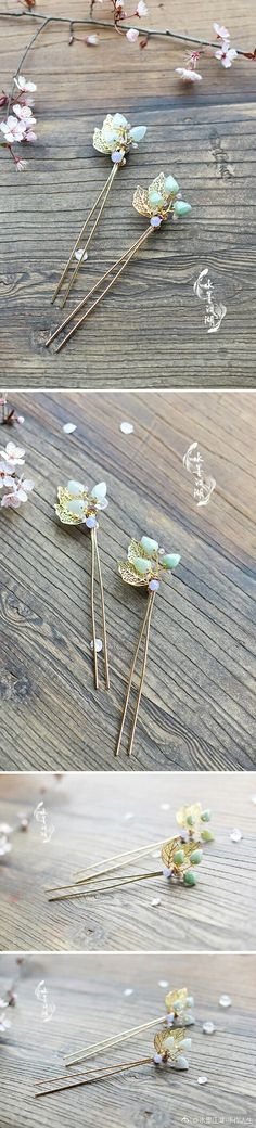 Headpiece Jewelry, Hair Jewelry, Fashion Jewelry, Chinese Hair, Korean Jewelry, Wedding Hair Pins, Hair Decorations, Hair Sticks, Hair Ornaments