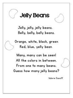 poems for shared reading first grade -Joyful Learning in KC - lots of good poems