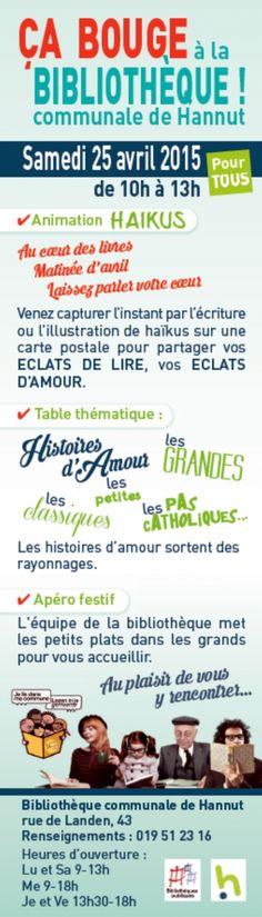 Animations Pour Tous Table Thematique Apero Festif Samedi 25 Avril 2015 De 10h